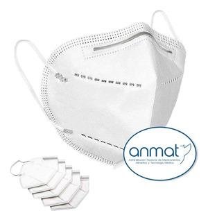 Pack X 10 Barbijos Mascara Kn Antibacterial 95% Importadores