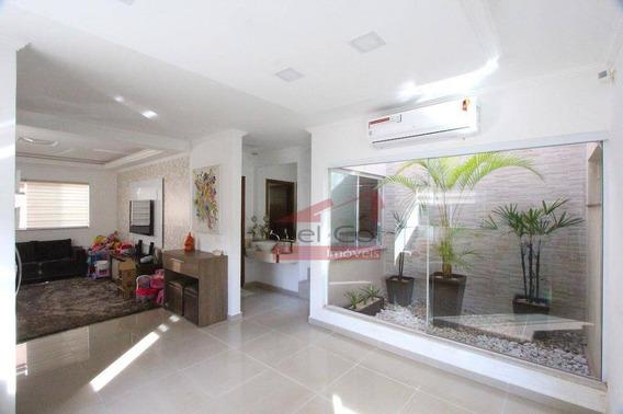 Casa À Venda, 3 Dormitórios Com Suíte E Piscina Aquecida, Residencial Das Ilhas, Bragança Paulista. - Ca0161