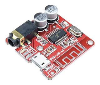 Tarjeta Bluetooth 4.1 Módulo Amplificador, Mp3, Plug 3,5mm