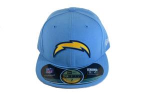 Gorra San Diego Chargers New Era 59fifty Talla 7