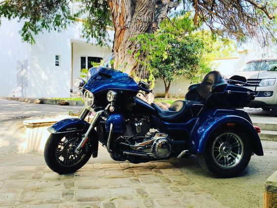 Harley-davidson Tri Glide Ultra 115