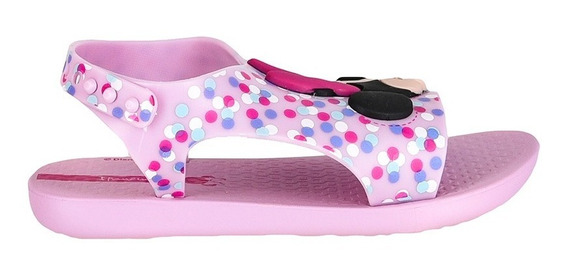 Chinelo Infantil Feminino Love Disney Colonelli 26111