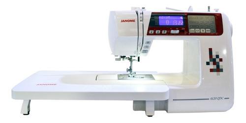 Máquina De Coser Computarizada Janome 4120qcd