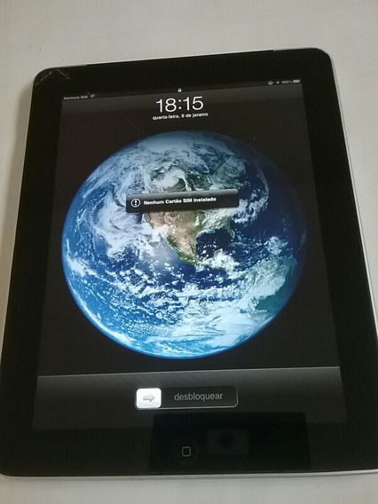 iPad 64gb Modelo A1337 (wifi + 3g) Baixei Vender..390,00