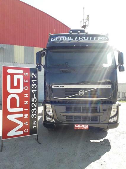 Volvo Fh12 460 6x2 2014 Globetrotter ! R$260.000