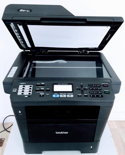 Impressora Brother Mfc-8912dw Multi, Com Wifi
