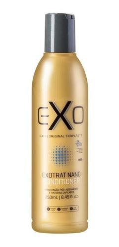Imagem 1 de 2 de Condicionador Exo Hair Professional Exotrat Nano 250ml