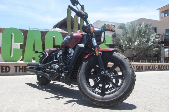 Indian 1200 Scout 2018