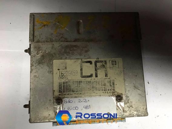 Modulo Injeção S10 2.2 Efi - 16206459 Bras