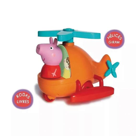 Veículo De Atividades - Peppa Pig - Helicóptero Da Peppa - E