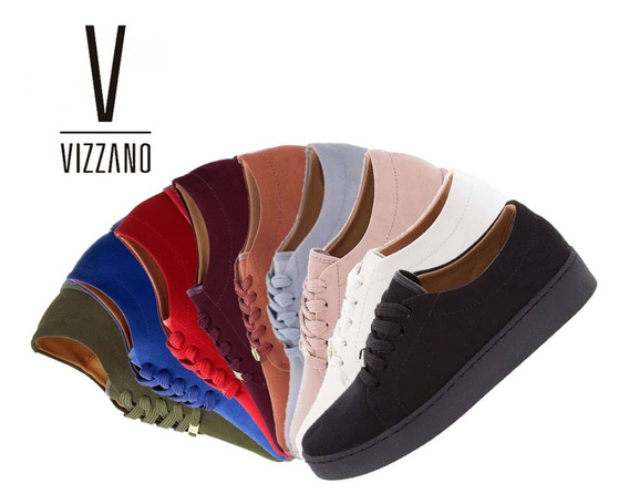 Tênis Feminino Vizzano 1214205 - Original Envio 24 Hrs