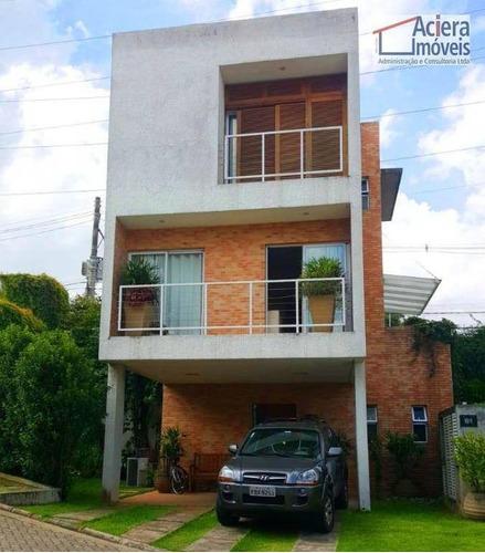 Quinta Da Vila Real - Casa Com 03 Suítes E Área De Lazer!!! - Ca2595
