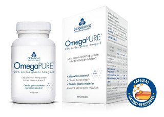 Omega 3 Pure O Omega 3 Mais Recomendado Por Nutricionistas