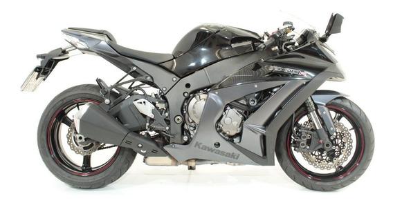 Kawasaki Ninja Zx-10r 2012 Cinza