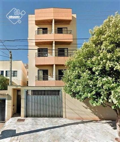 Apartamento Com 1 Dormitório À Venda, Jardim Irajá - Ribeirão Preto/sp - Ap1610
