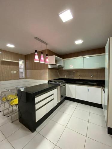 Imagem 1 de 30 de Casa Para Vender Com 3 Quartos, 220m² - Lagoa Redonda - 65814