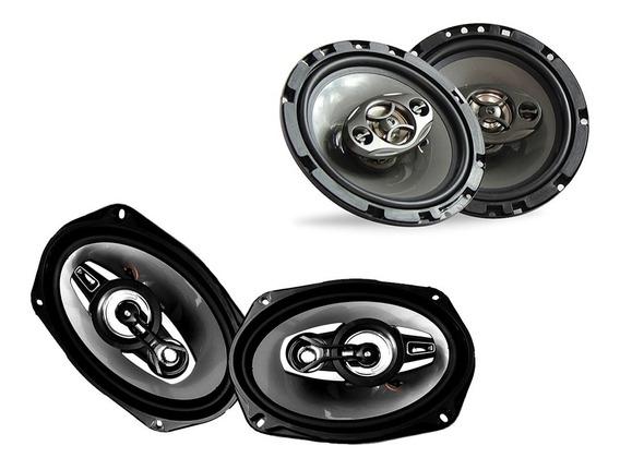 Kit Audio Profesional Para Carro Daewoo Bocinas /e