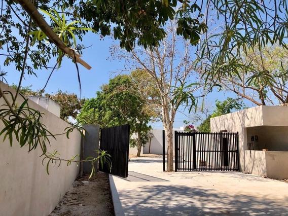 Ultima Residencia Privada Rue Tipo Villas Con Acabados De Lujo De 1 Piso.