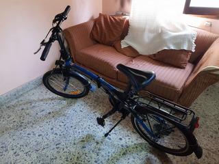 Bicicleta Aurorita Folding Smart Plegable No Realizo Envio.