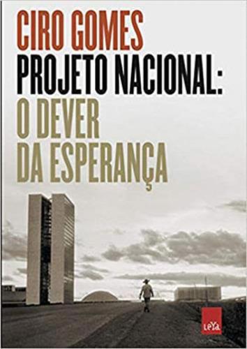 Imagem 1 de 1 de Projeto Nacional: O Dever Da Esperança