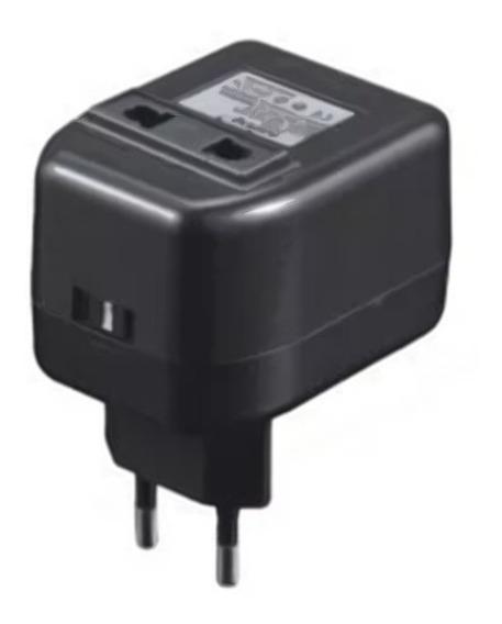 Tomada Conversor Voltagem Transformador 50w 110/220 220/110
