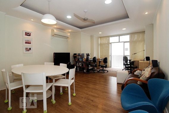 Apartamento Para Aluguel - Botafogo, 3 Quartos, 124 - 892822529