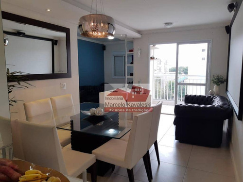 Imagem 1 de 23 de Apartamento Com 3 Dormitórios À Venda, 65 M² Por R$ 490.000,00 - Vila Vera - São Paulo/sp - Ap13023