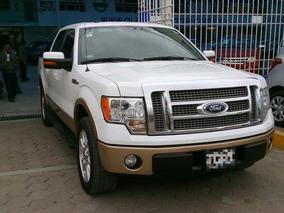 Ford Lobo 2012 Crew Cab 4x4 Lariat