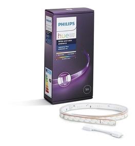 Philips Hue Lightstrip Plus White Extensão Fita Led 1m