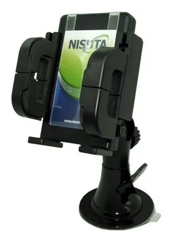 Soporte Universal Nisuta Ns-sogps Gps Smartphone P/auto