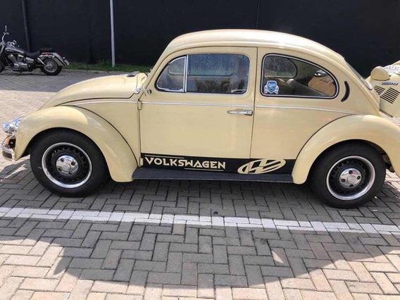 Volkswagen Fusca 1600 Vw Pra Vender Logo