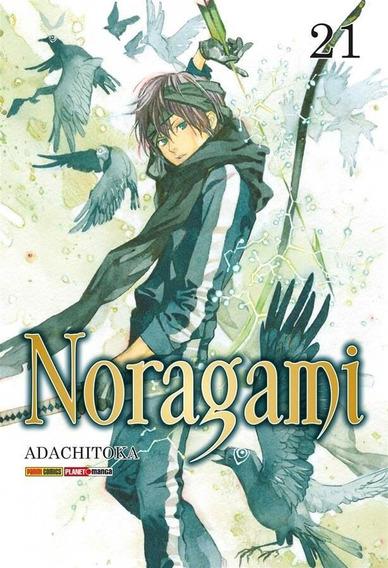 Noragami - 21