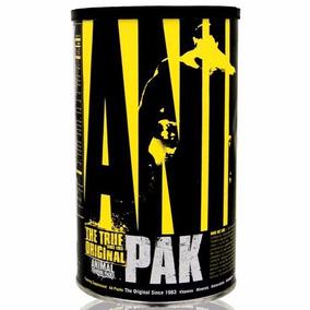 Animal Pak Suplemento Alimentar 44 Packs Universal Nutrition