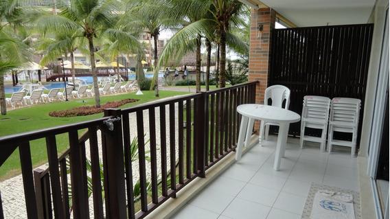 Apartamento Térreo Próximo Ao Beach Park - 107m