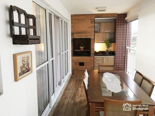 Apartamento - Jardim Consorcio - Ref: 22813 - V-22813