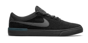 Tenis Nike Sb Koston Hypervulc Preto Marrom