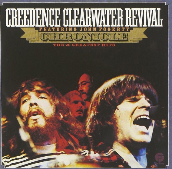 Cd Creedende Clearwater.revival -chronicle 1-nuevo