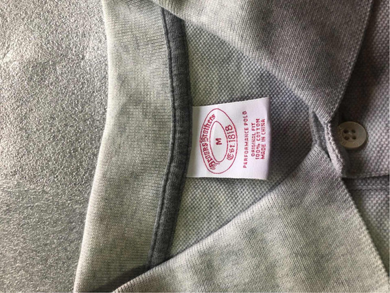 Camisa Brooks Brothers Para Caballero Con Logo