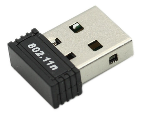 Adaptador Usb Wifi 802.11n 300 Mbps Mini N Nano Dongle.