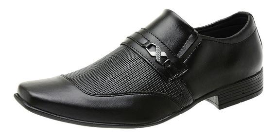 Sapato Social Sem Cadarço Masculino Siroco Impacto - 1071e