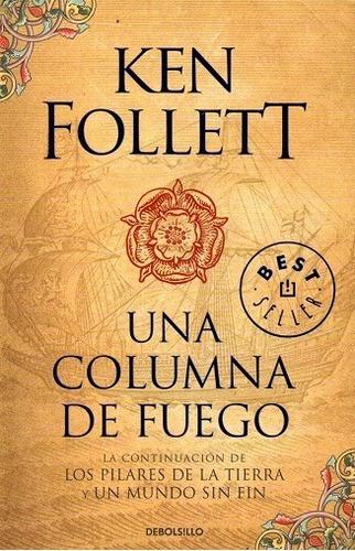 Libro: Una Columna De Fuego / Ken Follett