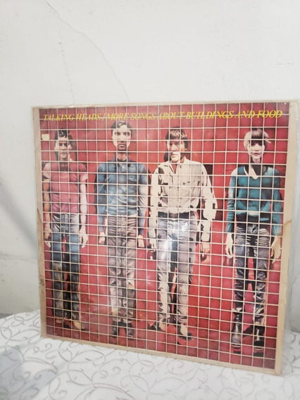Disco Talking Heads-more Songs About Buildings & Food