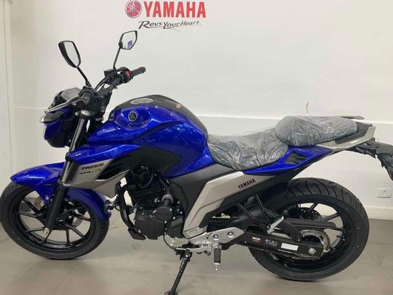 Yamaha Fazer 250 Abs Azul 2020