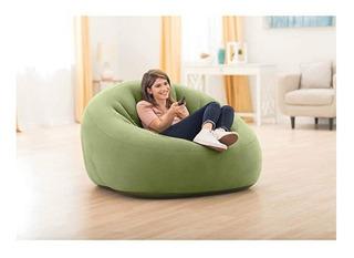 Intex Bag Inflable Sillon Futon Silla Puff Sofa Envío Gratis
