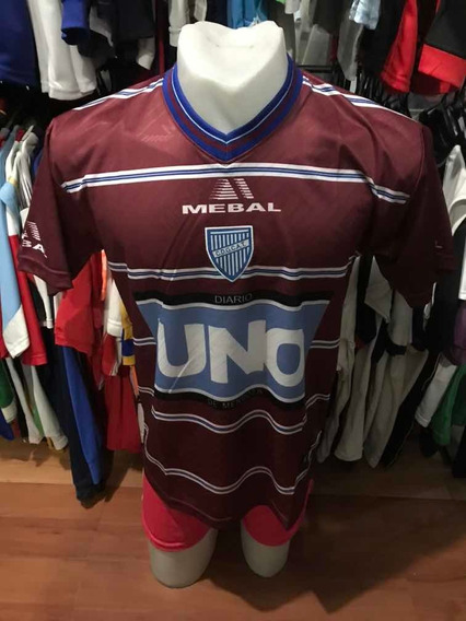 Camiseta De Godoy Cruz De Mendoza Mebal