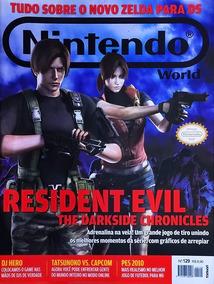 Nintendo World Nº 129 Resident Evil The Darkside Chronicles