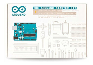 Arduino Starter Kit - English Official With