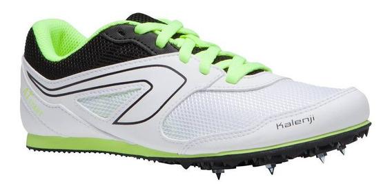 Tenis Spikes Kalenji Atletismo Velocidad Distancia Pista
