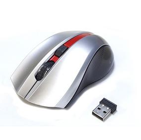 Mouse Wireless Sem Fio Usb 2.4ghz 1000 Dpi Longo Alcance