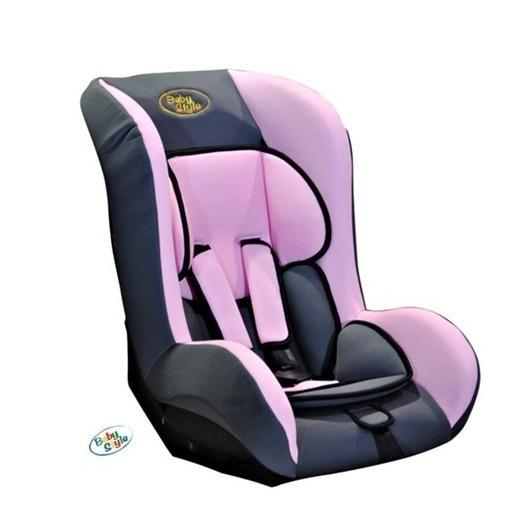 Cadeira Cadeirinha P/ Auto Baby Style 0 À 25kgs